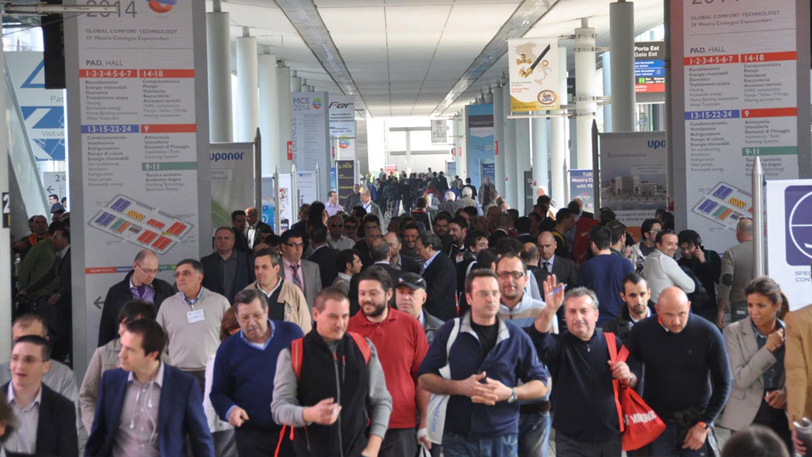 Mostra convegno ExpoComfort Milano - 2016