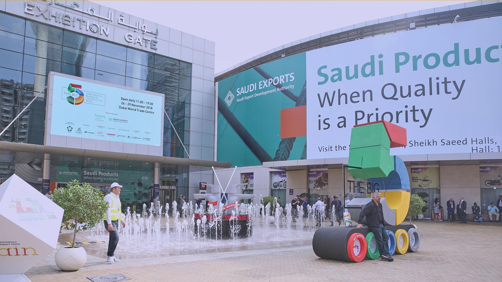 The Big 5 Dubai U.A.E. – 2018